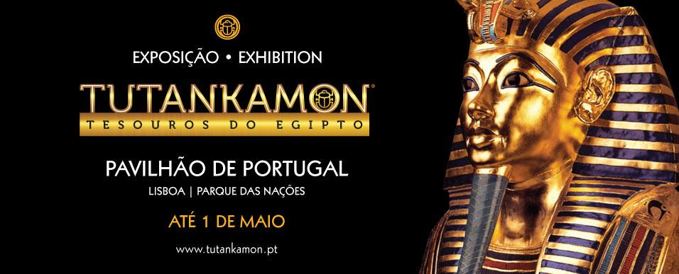 TUTANKAMON TESOUROS DO EGIPTO