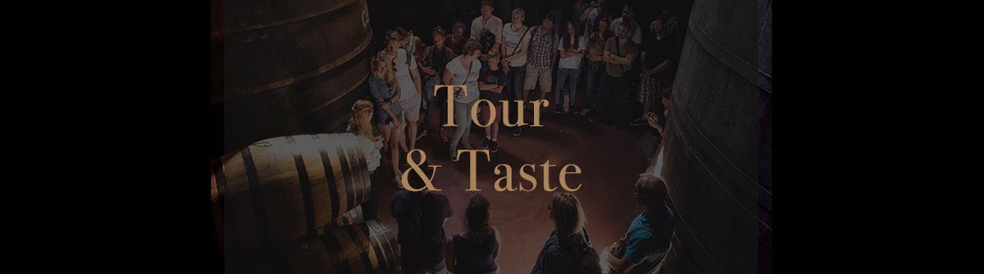 Tour & Taste