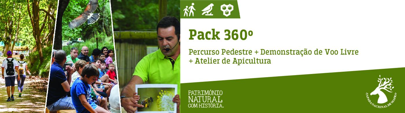 PACK PERCURSOS 360
