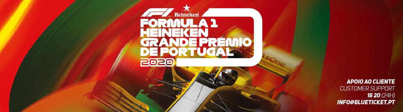 FORMULA 1 HEINEKEN GRANDE PRÉMIO PORTUGAL