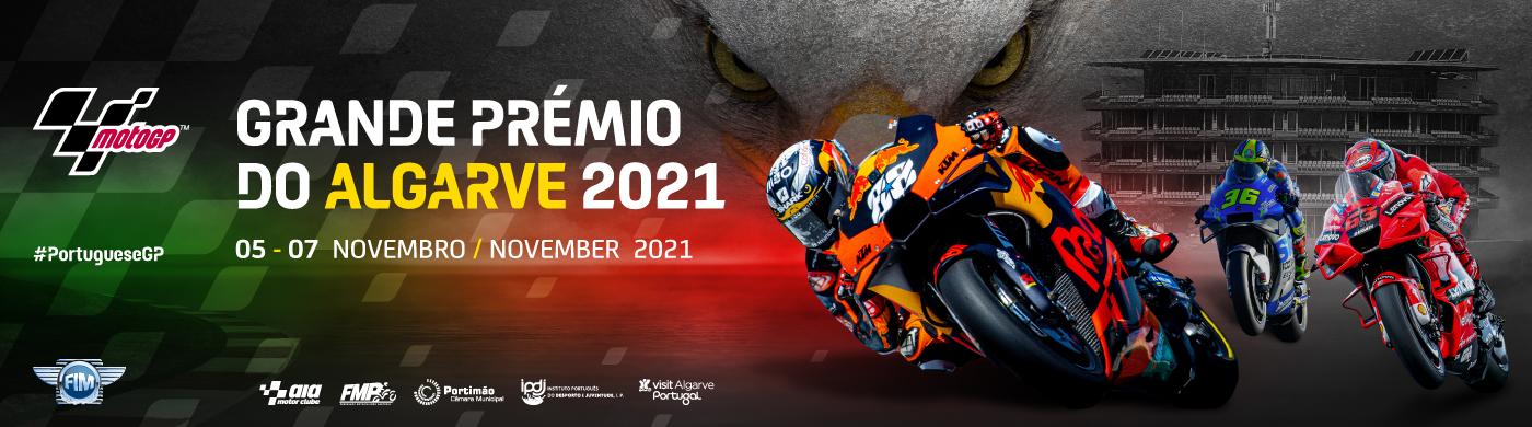 GRANDE PRÉMIO DO ALGARVE 2021 - MOTOGP