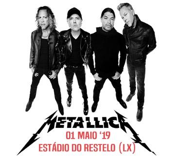 METALLICA | WORLDWIRED TOUR 2019*