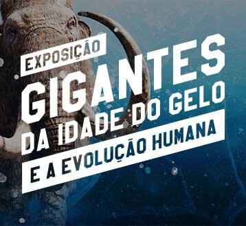 GIGANTES IDADE DO GELO E A EVOLUCAO HUMANA