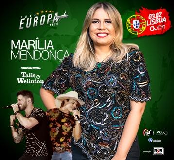 MARÍLIA MENDONÇA*