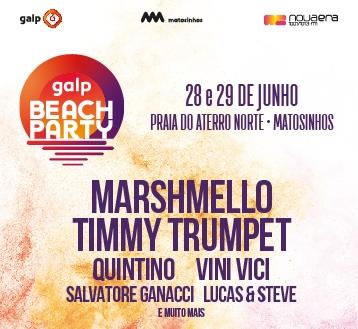 GALP BEACH PARTY 2019*