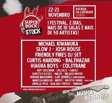SUPER BOCK EM STOCK*