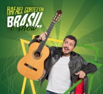 RAFAEL CORTEZ EM BRASIL O SHOW*