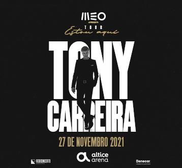 TONY CARREIRA ESTOU AQUI*