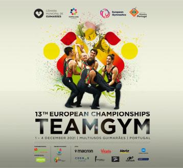 TEAMGYM EUROPEAN CHAMPIONSHIP 2021*
